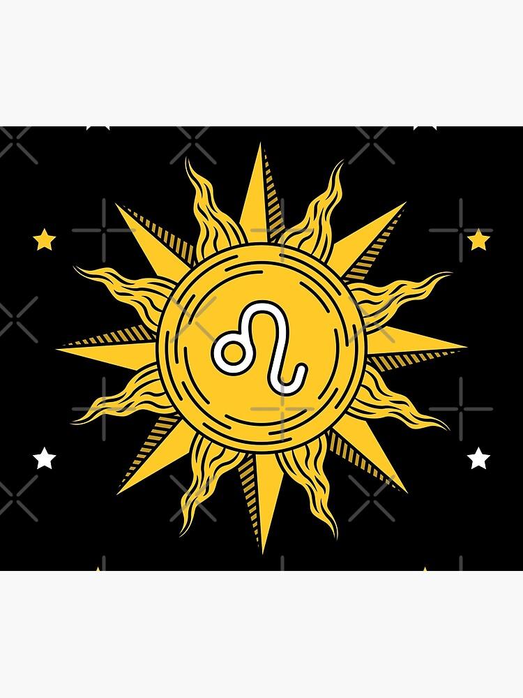 Leo Sun by Ranggasme