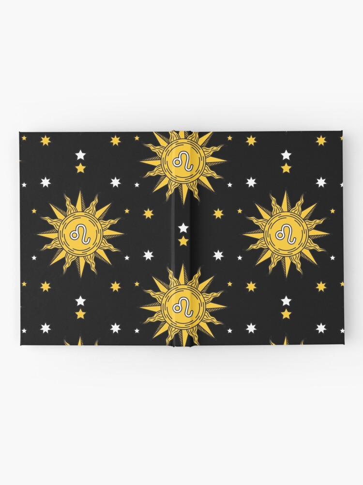 Alternate view of Leo Sun Hardcover Journal