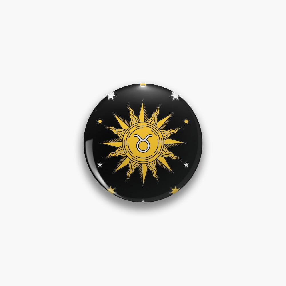 Taurus Sun Pin