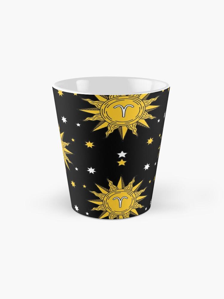 Alternate view of Aries Sun Mug