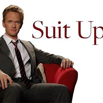 Barney Stinson- Suit Up by mhv23