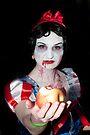 0768 An apple for a good little boy by DavidsArt