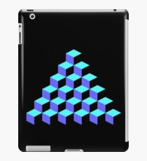 Q*Bert Pyramid iPad Case/Skin