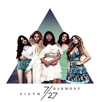 FIFTH HARMONY ~ 7/27 (Triangle) by shaunsuxx