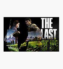 "The Last Of Us ""Collapsed Bridge"" Photographic Print"