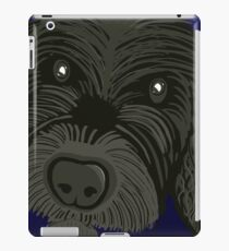 Scruffy Dog iPad Case/Skin