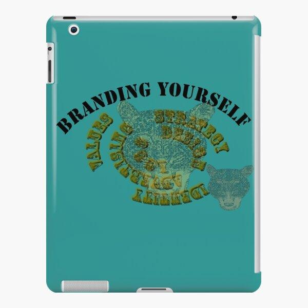 branding yourself design iPad Snap Case
