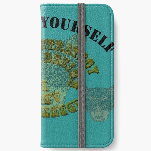 branding yourself design iPhone Wallet