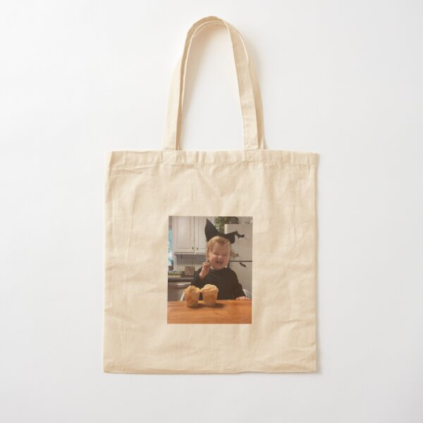 HALLOWEEN II Cotton Tote Bag