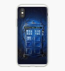 It's bigger on the inside iPhone Case