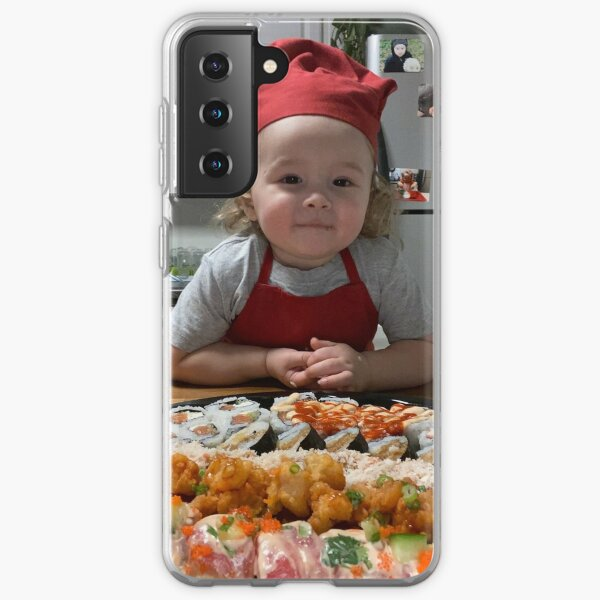 SUSHI Samsung Galaxy Soft Case