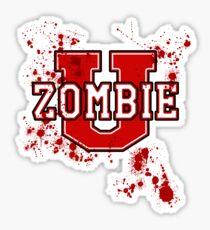 Zombie U - Squad Shirt Sticker