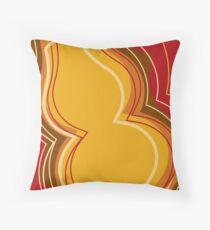 Wu Lou Gourd Throw Pillow