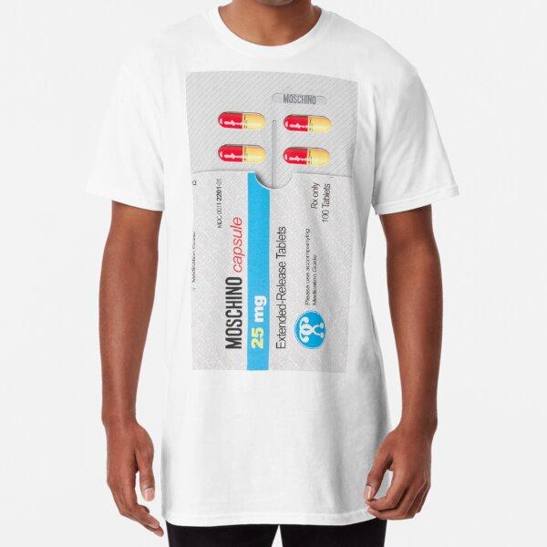 Moschino Tablet Long T-Shirt