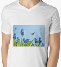 Something in the air... Mens V-Neck T-Shirt