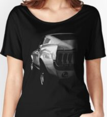 ford mustang v8 Women's Relaxed Fit T-Shirt