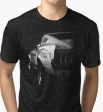 ford mustang v8 Tri-blend T-Shirt