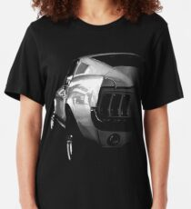 ford mustang v8 Slim Fit T-Shirt