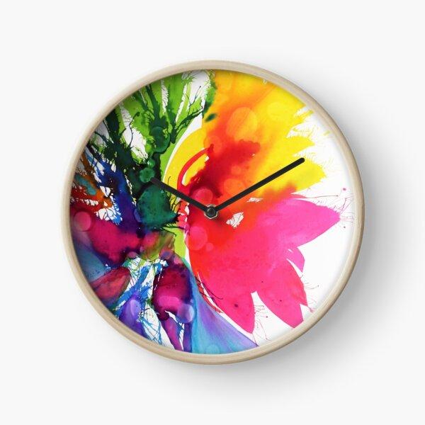 Eclosion 17 Horloge