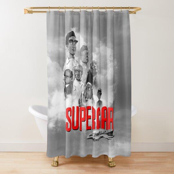 SUPERCAR 1 Shower Curtain