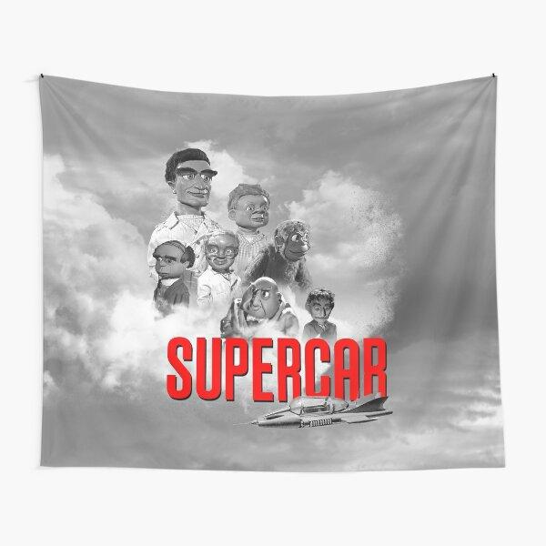 SUPERCAR 1 Tapestry