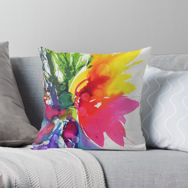 Eclosion 17 Coussin