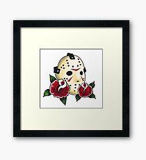Jason Voorhees Framed Print