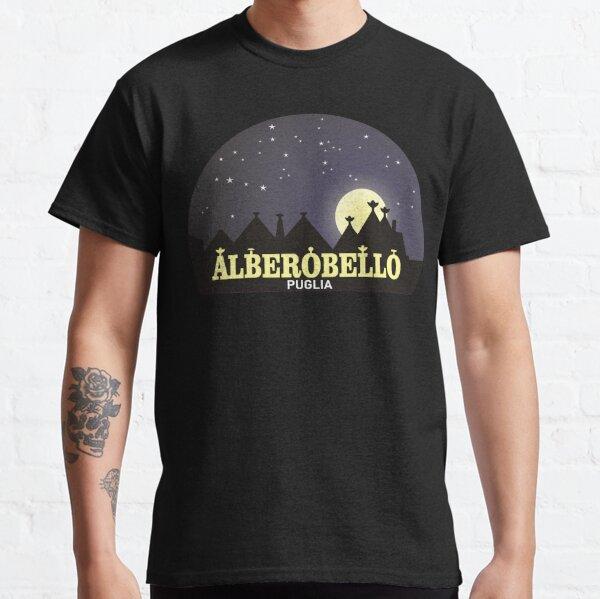 Puglia Alberobello trulli Classic T-Shirt