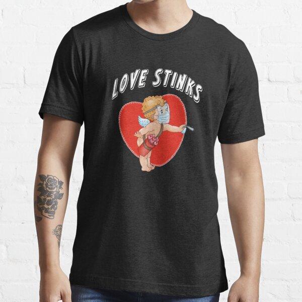 Regalo de San Valentín pandemia lindo regalo de ángel Camiseta esencial