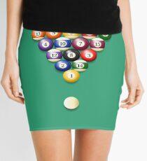 Pool balls Mini Skirt