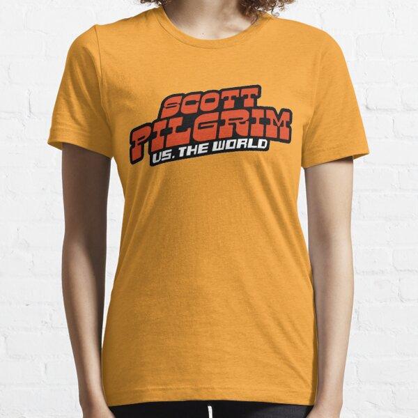 Scottpilgrim vs the world logo Essential T-Shirt