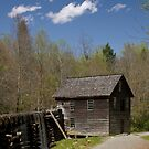 Ye Old Gristmill by Gary L   Suddath
