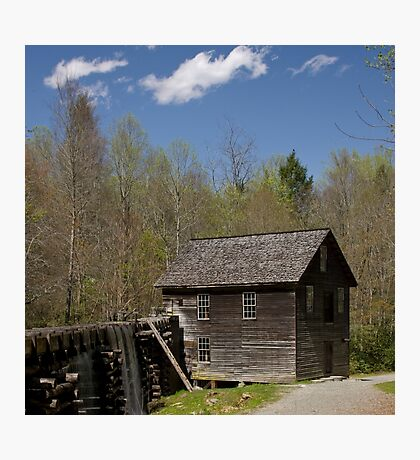 Ye Old Gristmill Photographic Print