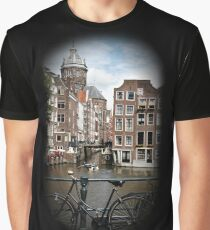Amsterdam, Netherlands Graphic T-Shirt