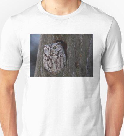 Eastern Screech-Owl T-Shirt