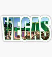 Vegas (MGM Grand) Sticker