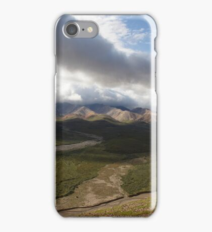 Polychrome Valley iPhone Case/Skin