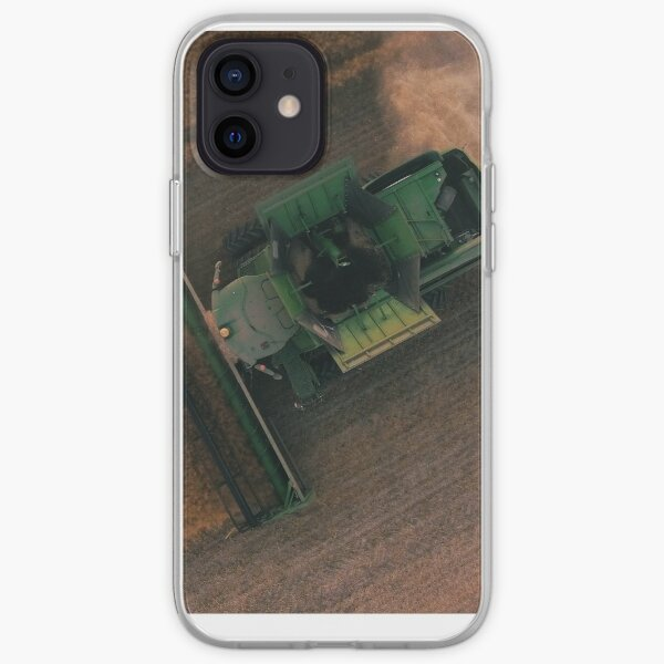 John Deere tractor pro shot iPhone Soft Case