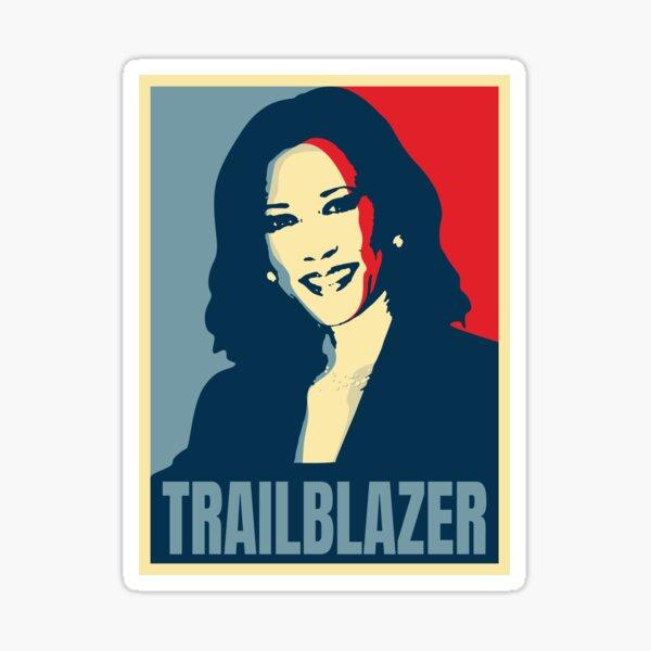 Vice President Kamala Harris: Trailblazer Sticker