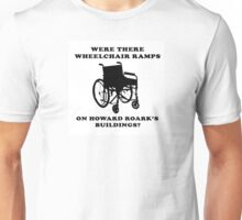 Howard's Wheelchairs Unisex T-Shirt