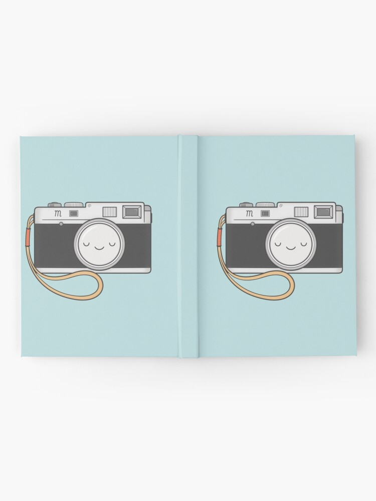 Alternate view of Camera Hardcover Journal