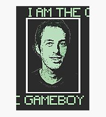 THE GAMEBOY- Jake and Amir Photographic Print