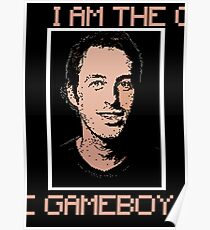 THE GAMEBOY- Jake and Amir Poster