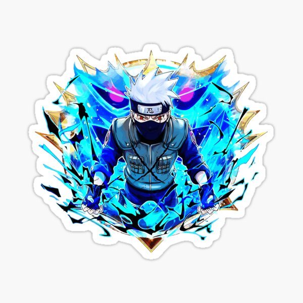 matatabi biju anime Sticker