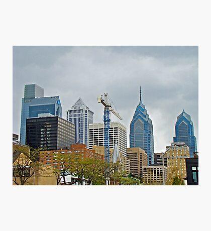 The Heart of the City - Philadelphia Pennsylvania Photographic Print