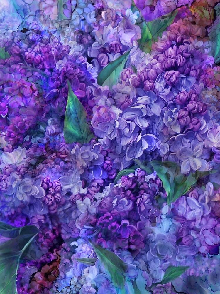 Wild Lilacs by carolcavalaris