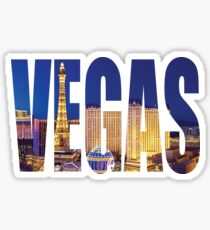 Vegas (Paris) Sticker