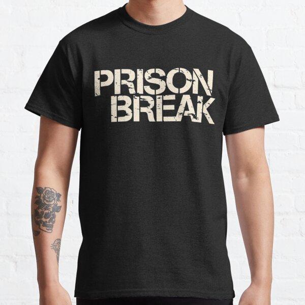 Prison Break Netflix T-shirt classique