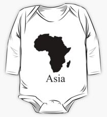 Africa? One Piece - Long Sleeve