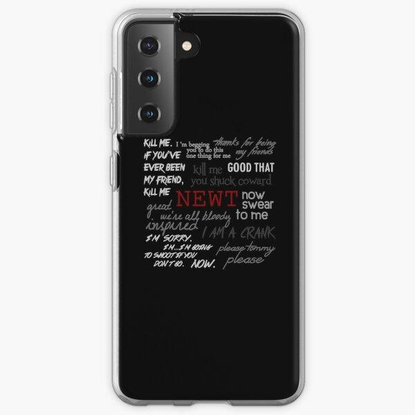 Memorial to Newt Samsung Galaxy Soft Case
